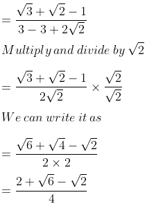 ML Aggarwal Solutions for Class 9 Chapter 1 Image 82