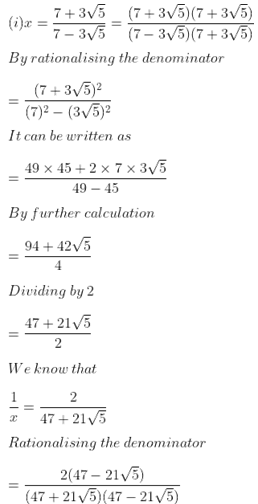 ML Aggarwal Solutions for Class 9 Chapter 1 Image 87