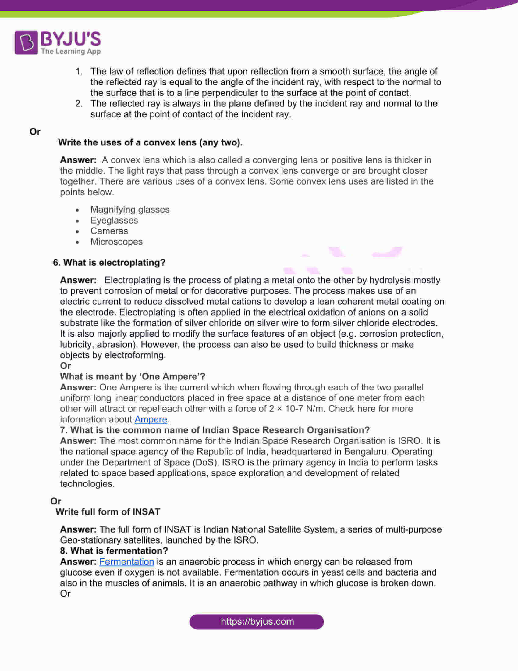 mp board class 10 science 2017 solutions 04