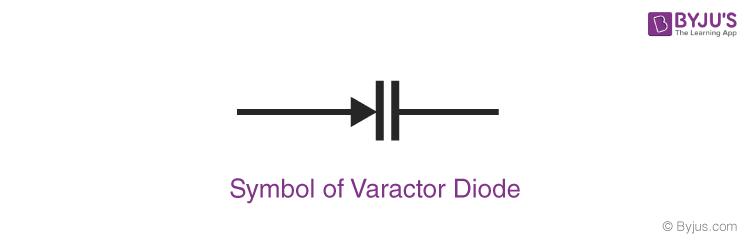 Varactor Diode Symbol