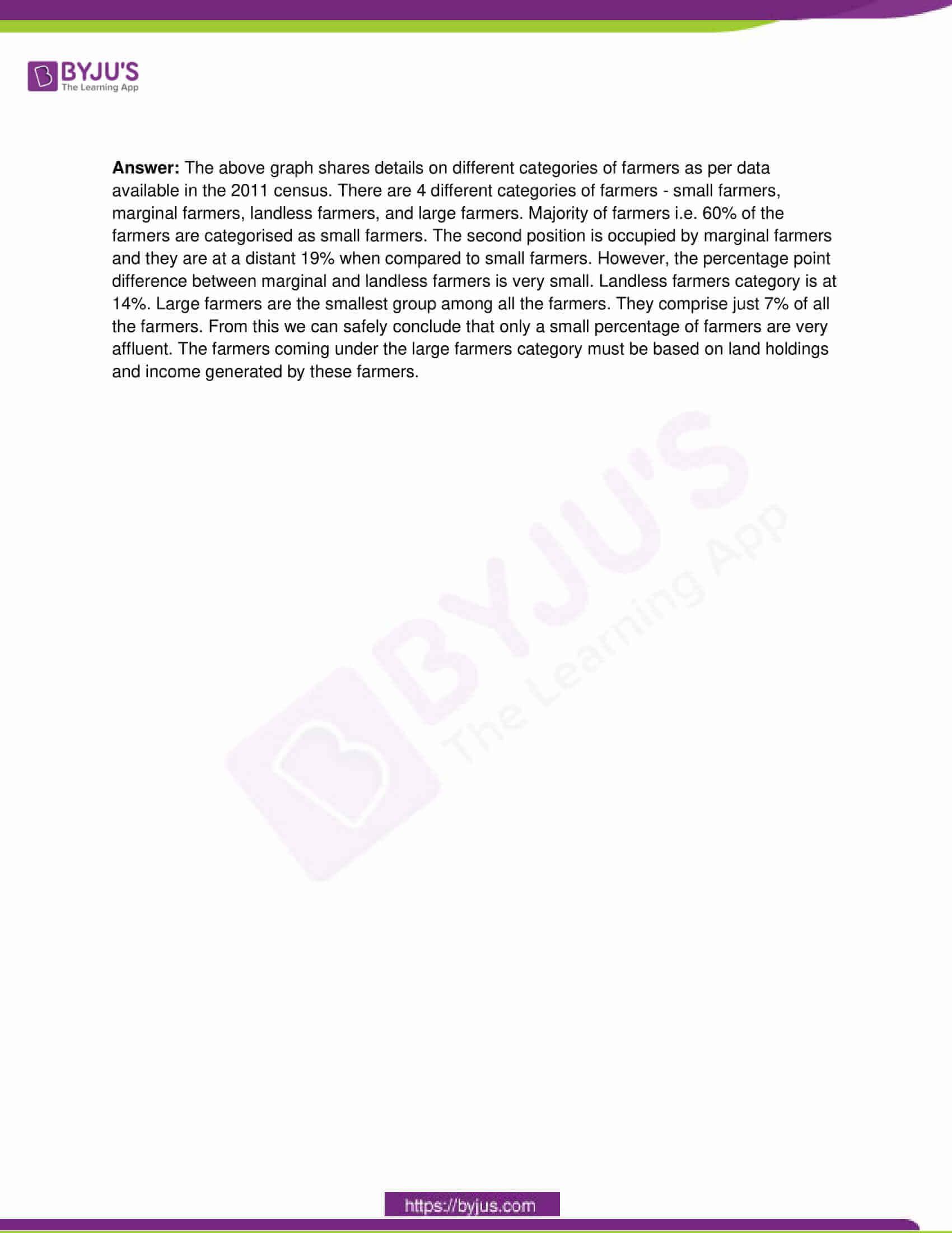 telangana board class 10 social science 2019 paper 1 solutions 8