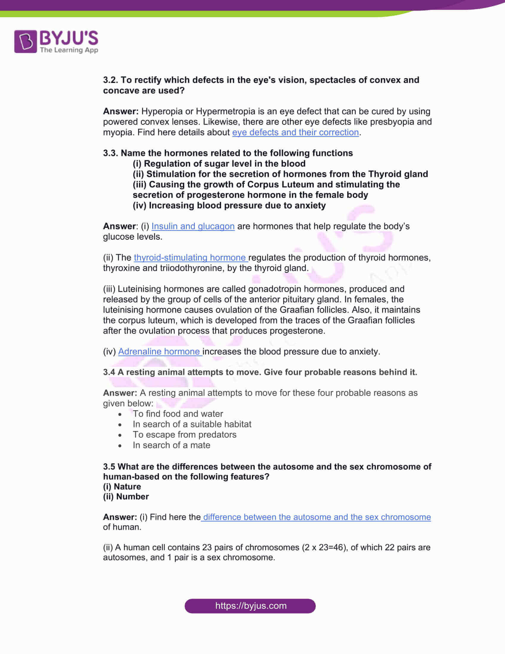 west bengal board class 10 life science 2018 solutions 08