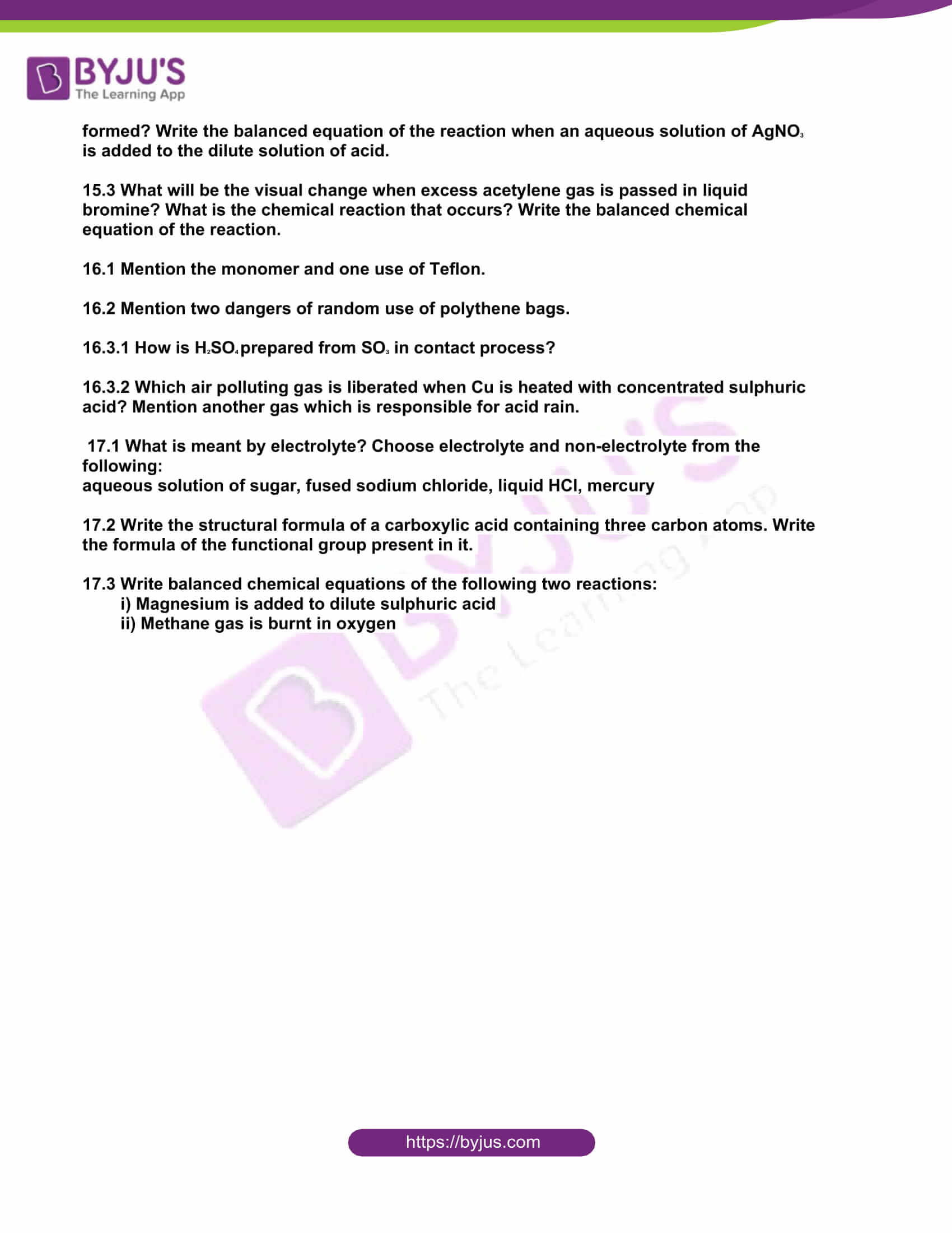 west bengal board class 10 physical science 2015 question paper 5