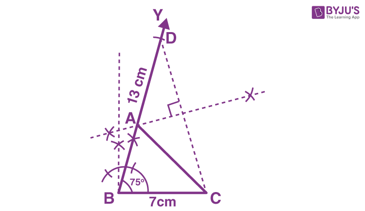 Important Questions Class 9 Maths Chapter 11 Constructions -2