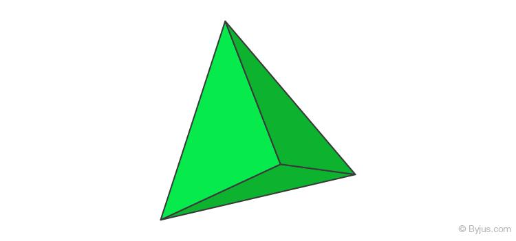 Kim tự tháp hình tam giác