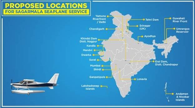 Sagarmala Seaplane Services