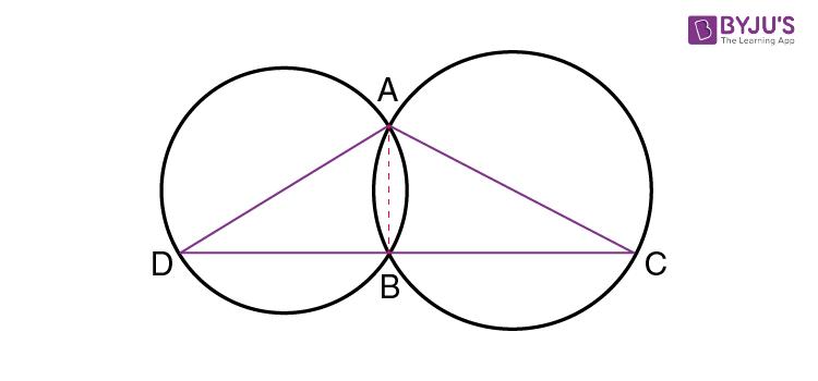 Circles Class 9 - Example 3