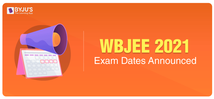 WBJEE 2021 Notification