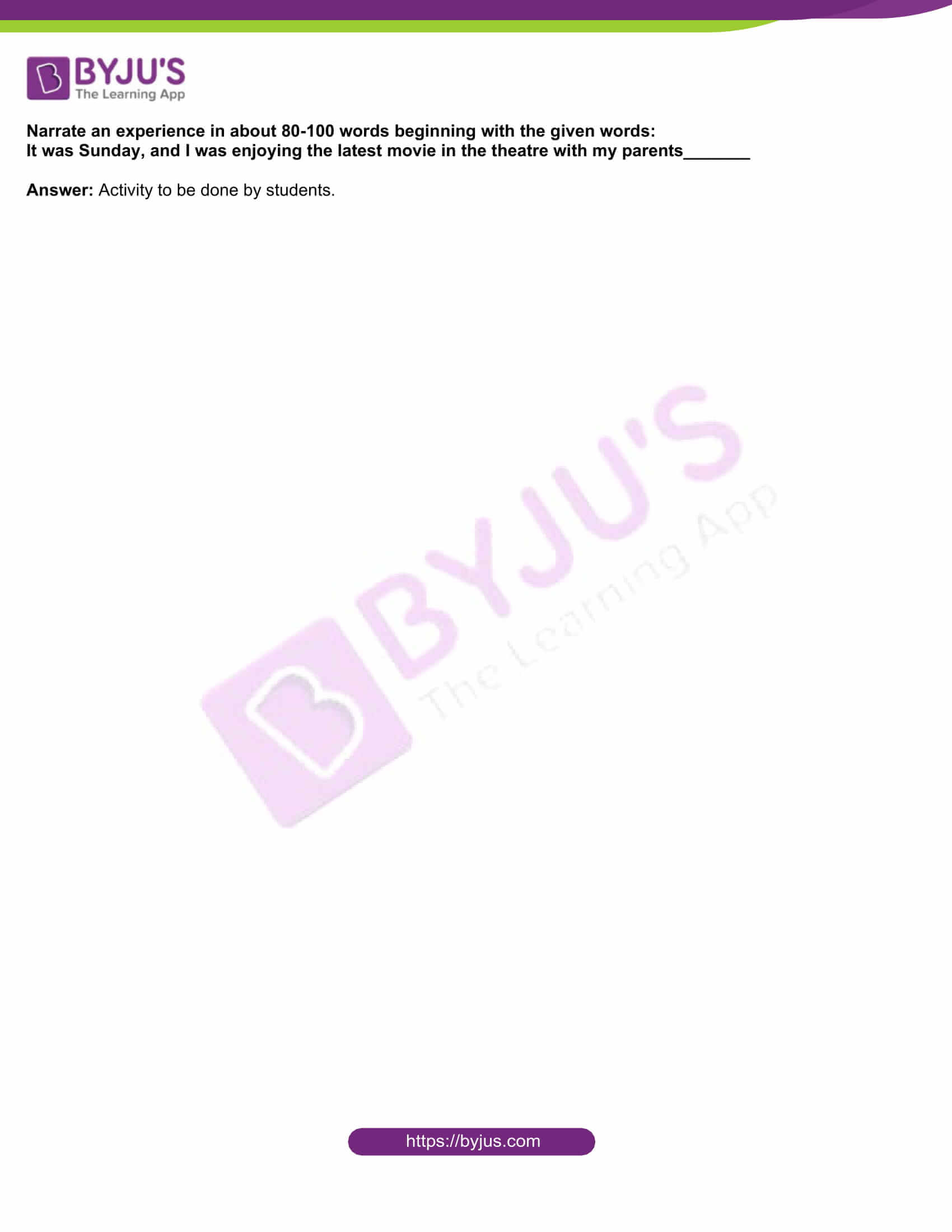 msbshse class 10 english question paper solutions 2019 17