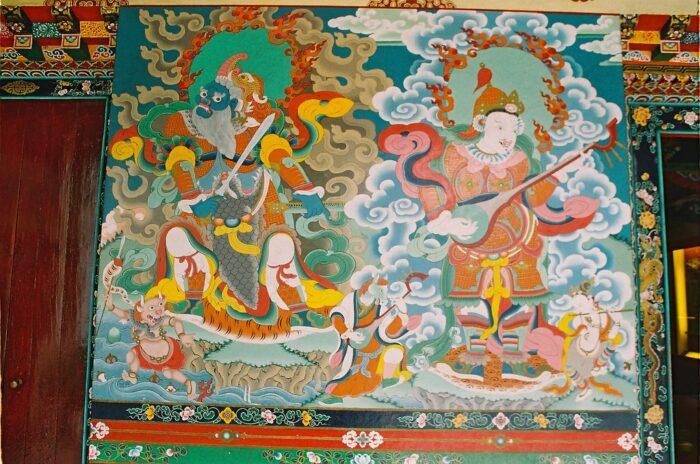 Thangka Paintings - UPSC Art and Culture