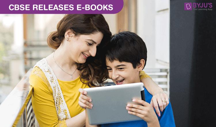 CBSE-Releases-e-Books