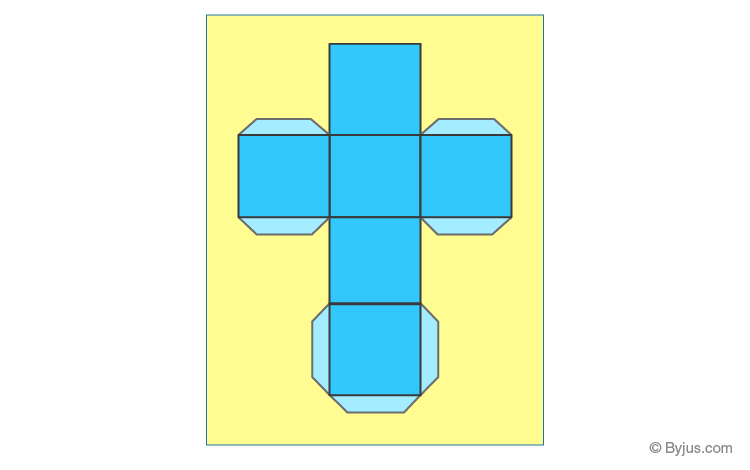 Cube net