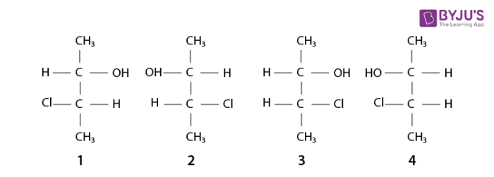 Diastereomers Explanation