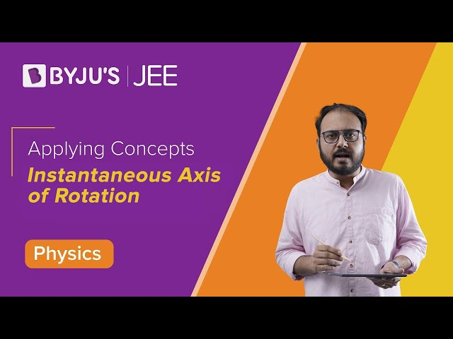 Instantaneous Axis of Rotation
