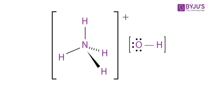 NH4OH - Ammonium Hydroxide
