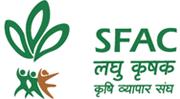 Small Farmers' Agri-Business Consortium (SFAC) Logo