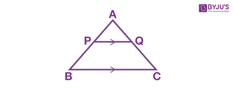 Similar triangles Problem 1