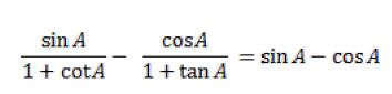 ICSE Class 10 Maths Question Paper Solution 2020-11
