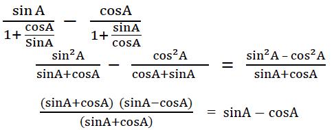 ICSE Class 10 Maths Question Paper Solution 2020-13