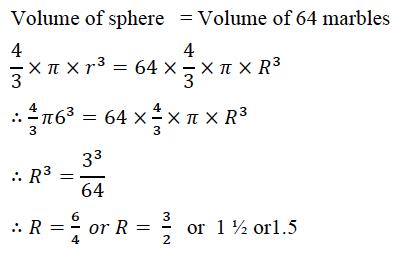 ICSE Class 10 Maths Question Paper Solution 2020-15