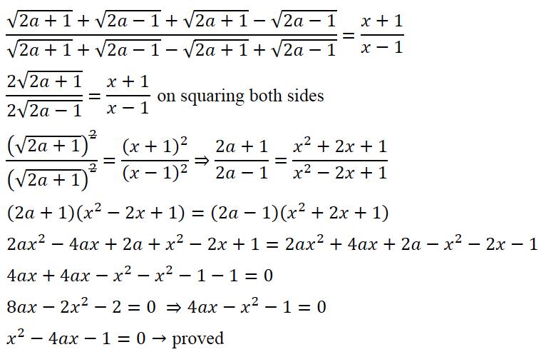 ICSE Class 10 Maths Question Paper Solution 2020-40