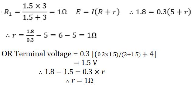 ICSE Class 10 Physics Question Paper Solution 2020-22