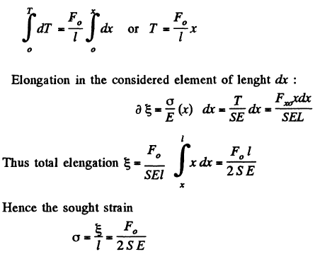 JEE Book Solutions Elastic Deformations Of Solid Body