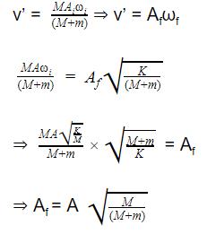 JEE Main 2021 24 Feb Physics Shift 1 Question 18 solutin