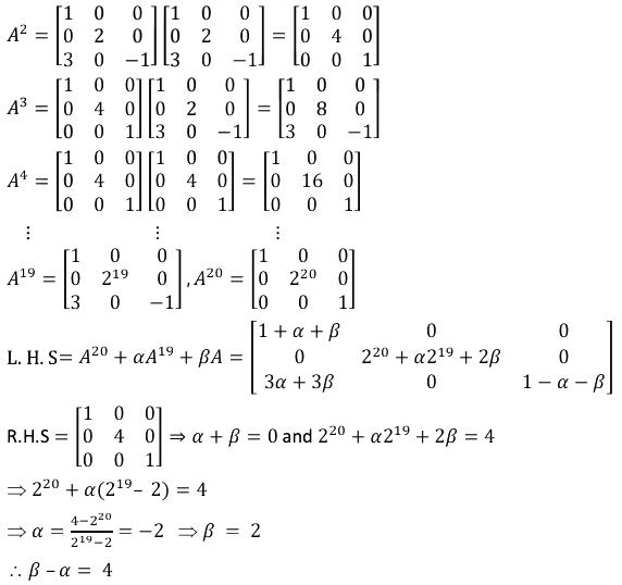 Jee Main 2021 26 Feb Shift II Section B Question 6 solution