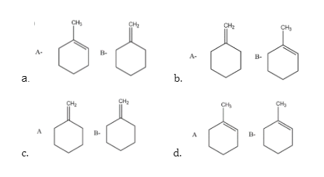 JEE Main 2021 March 16th Shift-1 Chemistry Paper Question 10