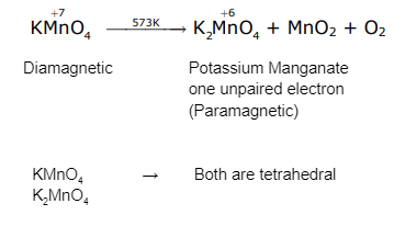 JEE Main 2021 March 17th Shift-1 Chemistry Paper Question 2 solution