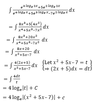 JEE Main Feb 2021 Maths Question 8 Solution