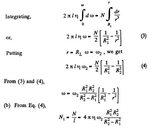 JEE Solution Papers For Hydrodynamics