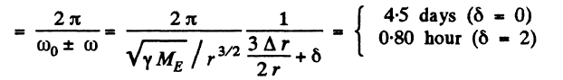 Solutions Paper Of Universal Gravitation