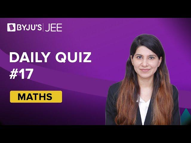 Daily Quiz