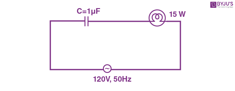 Capacitor reactance with AC and DC