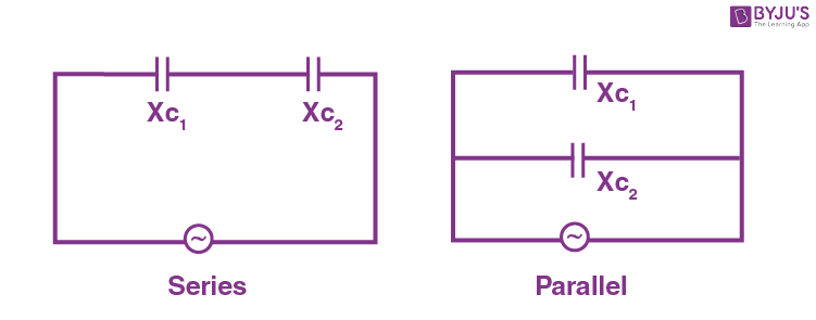 Series And Parallel Capacitance