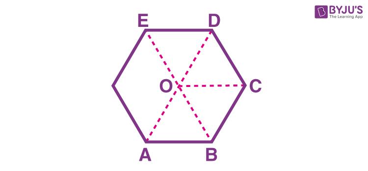 Interior angles example