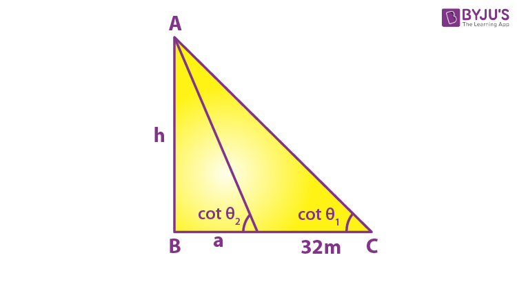 Example 10 Height And Distance