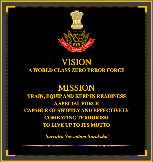 NSG Vision and Mission