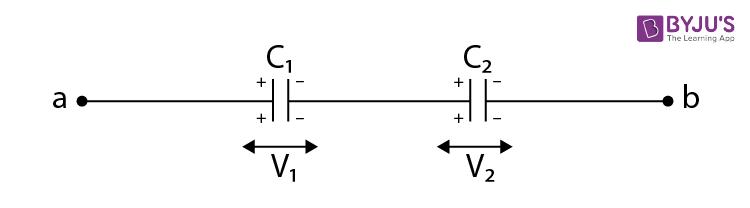 Series Combination ofCapacitors
