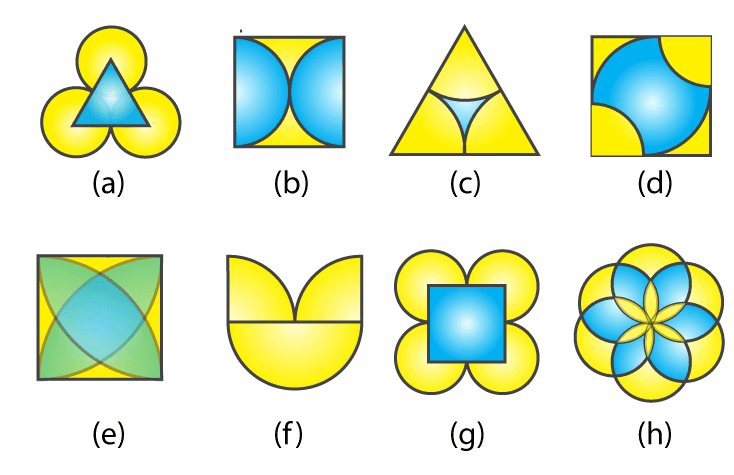 Symmetrical figures