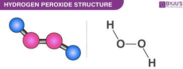 Hydrogen Peroxide Structure