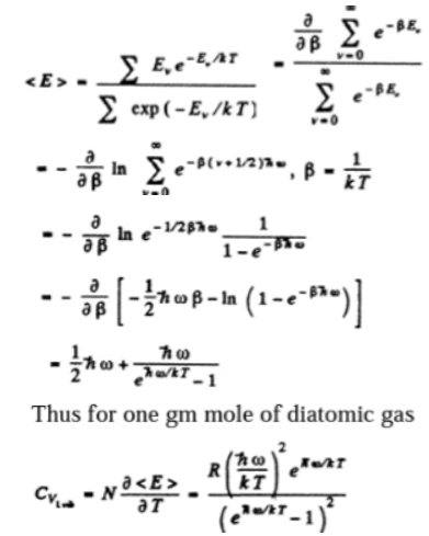 IE IRODOV Chapter 6.4 Molecule and Crystals Solution 10
