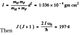IE IRODOV Chapter 6.4 Molecule and Crystals Solution 5