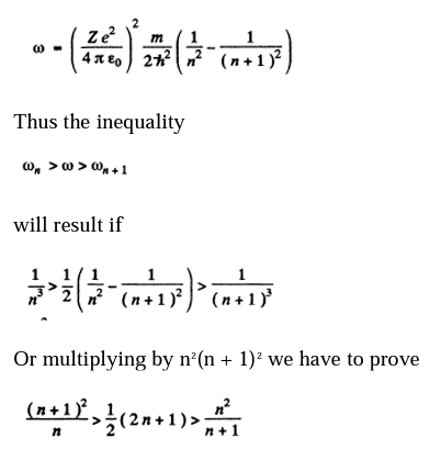 IE IRODOV Chapter 6 Question 20 Solutions