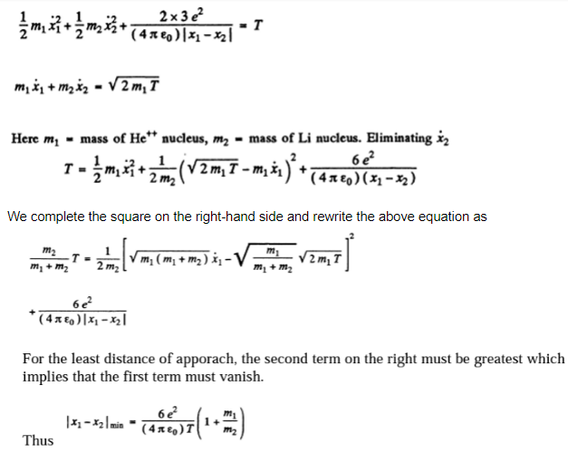 IE IRODOV Chapter scattering of particles solution
