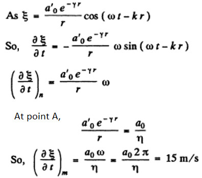IE IRODOV Solutions Chapter 4.3 Elastic Waves Question 10