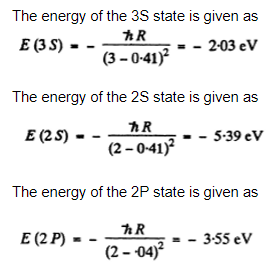 IE IRODOV Solutions Chapter 6.3 Solution 4