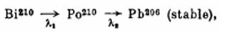 IE IRODOV Solutions Chapter 6.5 Radioactivity Problem 19